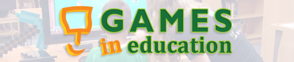 Games in education logo